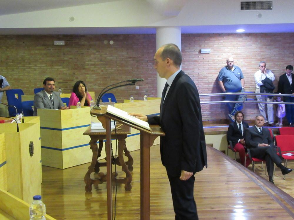D. Ángel Millán Campos