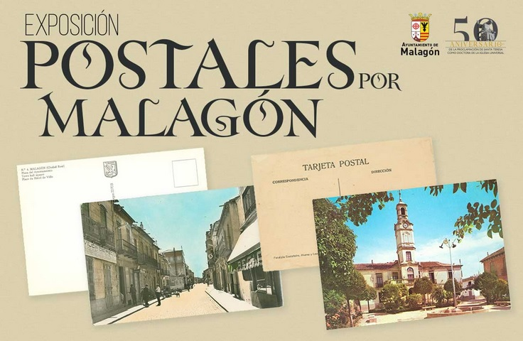 Postales de Malagón